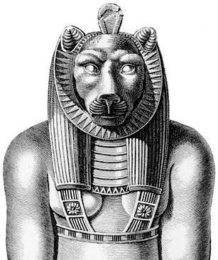sekhmet goddess sekhmet goddess of egypt sekhmet pinterest discover best ideas about. Black Bedroom Furniture Sets. Home Design Ideas