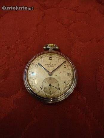 7c3f5733ed0 Relógio de bolso mecânico