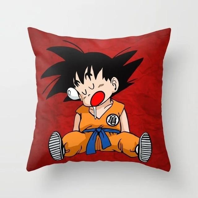 dragon ball pillow covers dragon ball