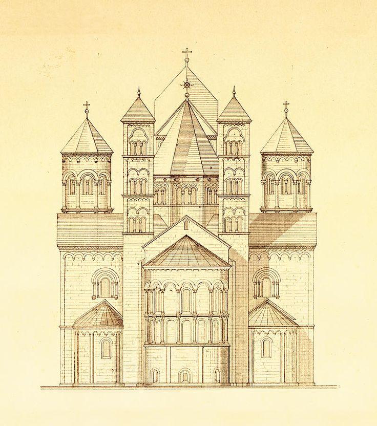 maria laach abbey. Germany