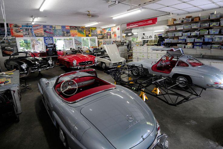 89 best awesome garages images on pinterest cars garages and wheels. Black Bedroom Furniture Sets. Home Design Ideas