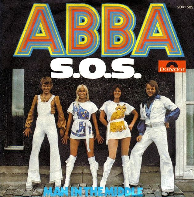 vintage everyday: Vintage ABBA Album Covers