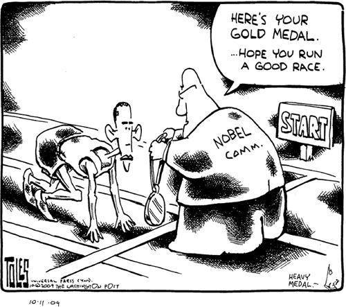 obama cartoon pictures | Obama Jokes - Funny Barack Obama Jokes and Obama Humor