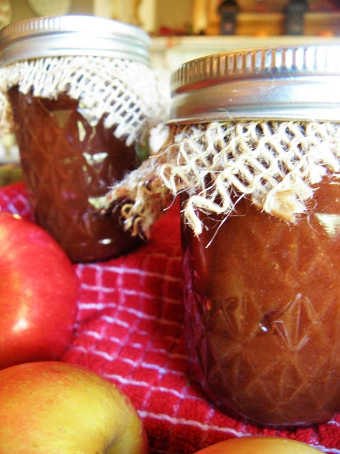 Slow Cooker Apple Butter | Inspired By Family Magazine