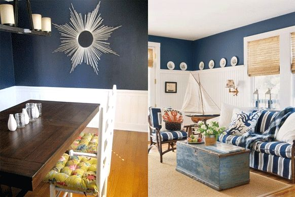 Benjamin Moore Twilight - Because Blue is not a shouting ...
