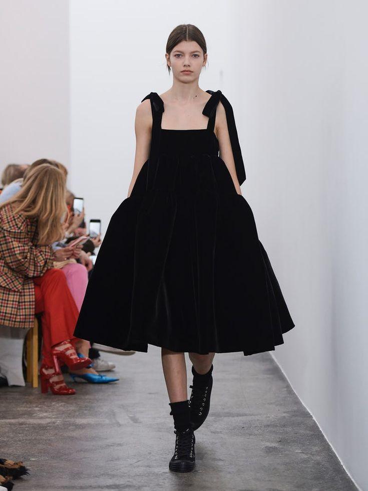 Cecilie Bahnsen | Ready-to-Wear - Autumn 2018 | Look 2