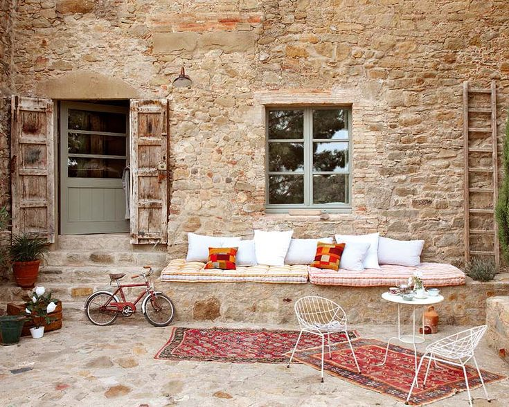 Restored Farmhouse in Spain | Inspiring exteriors