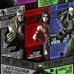 GAME NEWS: Injustice: Gods Among Us, The Ultimate Villain Infographic