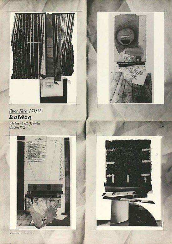 Libor Fára- Year of poster origin, 1972