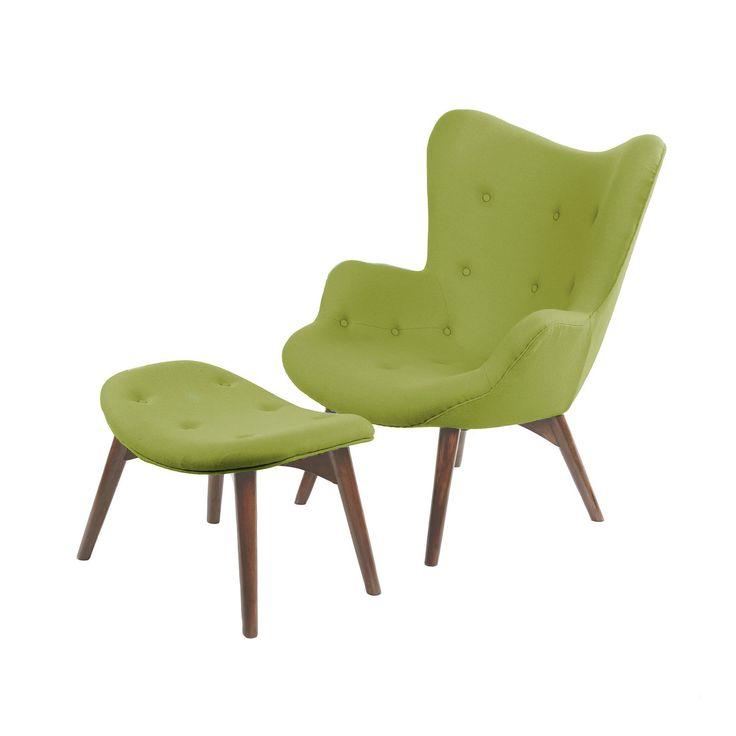 Paddington Deux Lounge Set in Pea Green | dotandbo.com