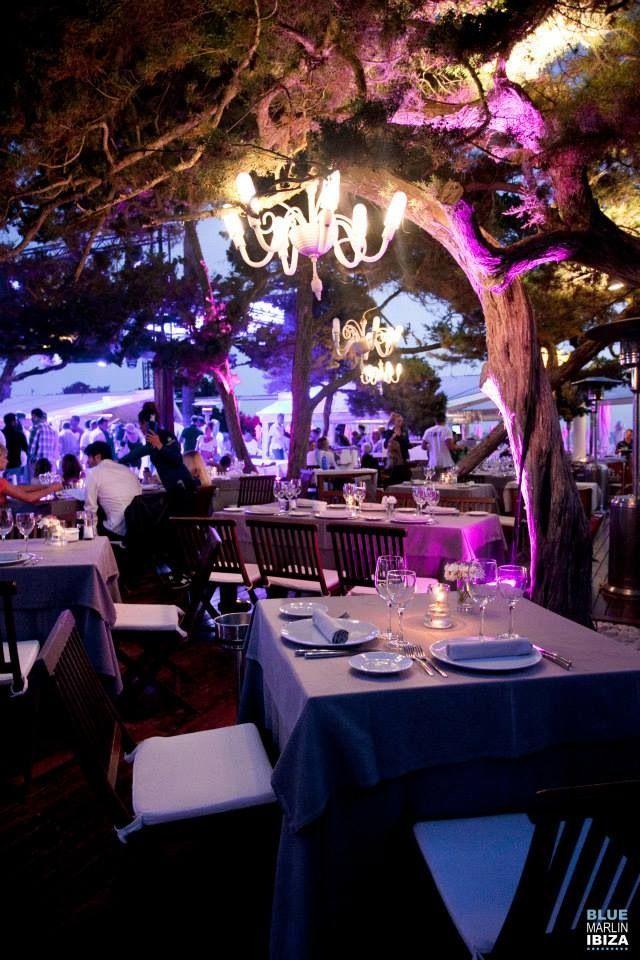Beachclub: Blue Marlin Address: Paseo Juan Carlos 1 | MARINA NUEVA | 07800 | IBIZA