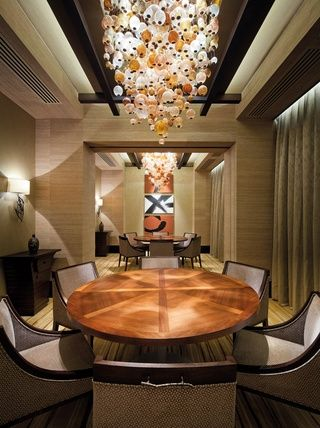 Singapore-based architect Michael Fiebrich gives the global Nobu brand a distinctively Western Australian restaurant.