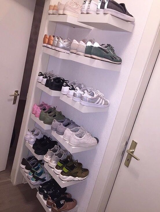 pinterest nikeg0ld shoe shelvesshoe