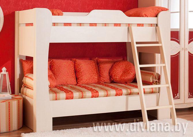двухъярусные кровати PROVANCE