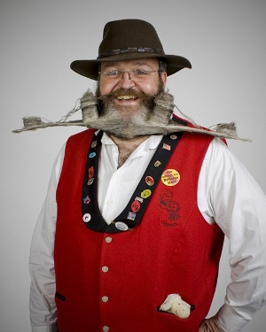 World Beard and Moustache Championships, Trondheim, Norway