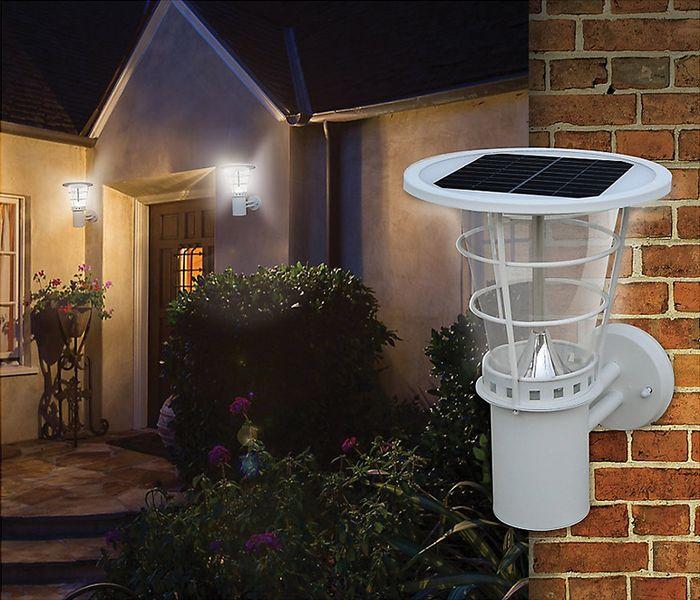 Las luces del ante jardín también pueden ser sustentables #ECO #Sodimac #Homecenter