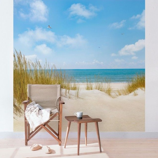 die besten 25 fototapete strand ideen auf pinterest phototapete fototapete natur und strand. Black Bedroom Furniture Sets. Home Design Ideas