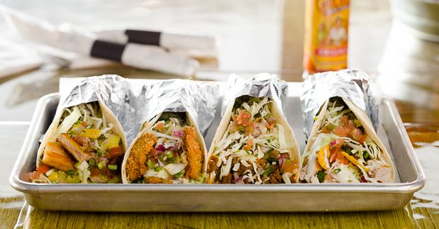 OUT TO LUNCH: The Shack's Tacos Transcend Andrew's College Grub : Feast Magazine, St. Louis