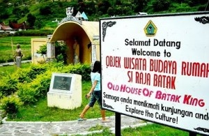 PUSUK BUHIT IS THE PLACE DESCEENT OF BATAK KING