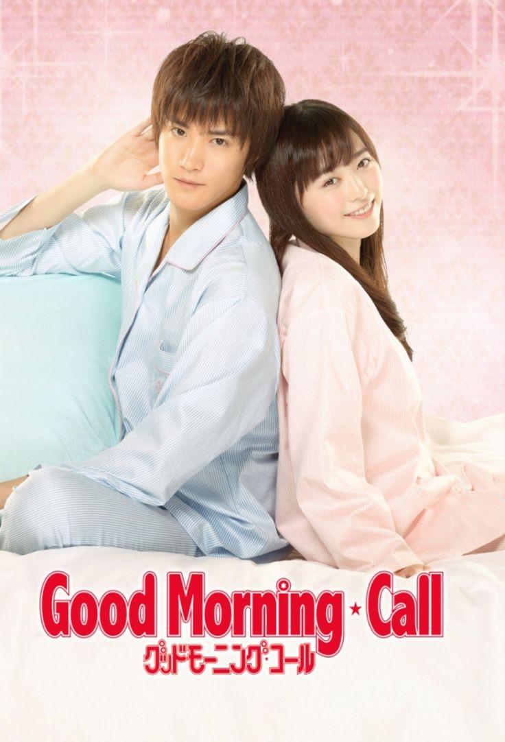 Good Morning Call (グッドモーニング・コール) (2016) Japanese - Drama - Starring: Haruka Fukuhara, Shunya Shiraishi, Dori Sakurada, Moe Arai, Kentaro, Shugo Nagashima, Koya Nagasawa, Hinako Tanaka, Erika Mori & Kei Tanaka