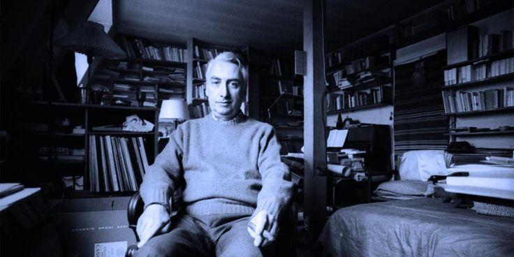 """Roland Barthes: """"Edebiyat dışında bir şey öğretilmemeli."""""""