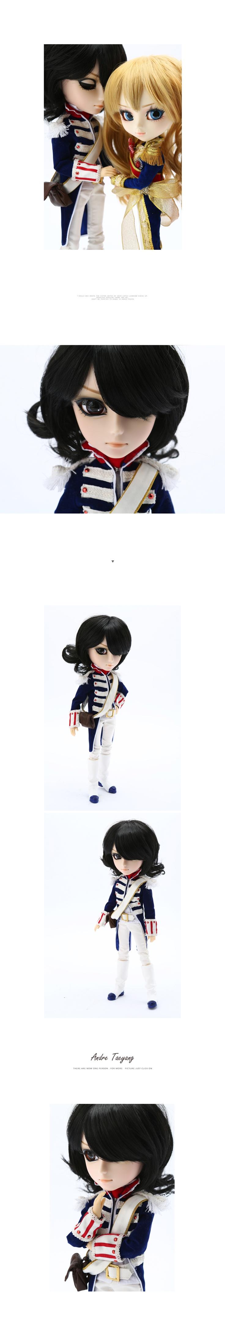 Pullip Andre Grandier doll