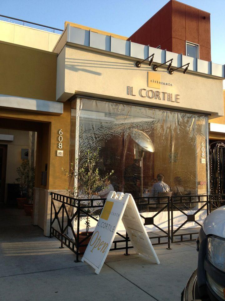 Italian Restaurants Templeton Ca