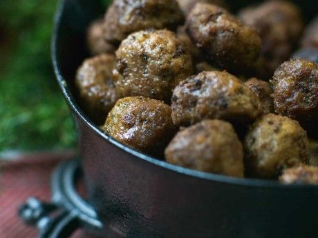 Köttbullar med kryddpeppar