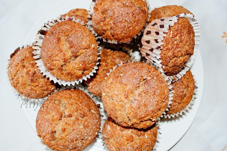 Witam  Dzisiaj chce wam przectawic szybki i bardzo prosty przepis na muffinki, któremożnaspożywac na diecie Dukana. Ja je lubię za smak i ...