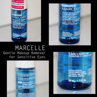MichelaIsMyName: MARCELLE Gentle Makeup Remover for Sensitive Eyes ...
