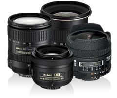 Which NIKKOR Lens Type is Right for Your D-SLR | Understanding NIKKOR Lens Nomenclature from Nikon