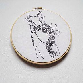 . . . . . . . #thenshewanders #etsyseller #etsy #embroidery #embroideryhoop #embroideryartist #embroideryart #chloejoart #hoopart #fiberartist #art #handmade #handembroidery #abmcrafty #thehivehandmade #makersmovement #makersgonnamake #craftsposure #handstitched #cylcollective #makersvillage #creativelifehappylife #handmadeparade #contemporaryembroidery #embroideryinstaguild #handsandhustle #thefiberstudio #handmadeisbetter #travel #wild