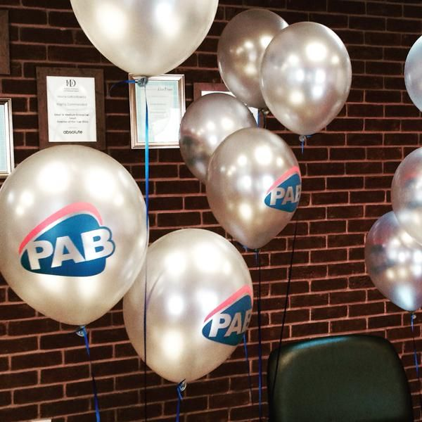 Happy Birthday PAB!!! Celebrating 6 years since we first opened our doors!