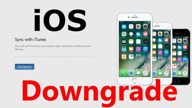 Tutorial iPhone si iPad, revenire la o versiune mai veche a sistemului de operare iOS - iPhone si iPad, intoarcere de la iOS 11 la 10 #videotutorial #iOS #iPhone #iPad