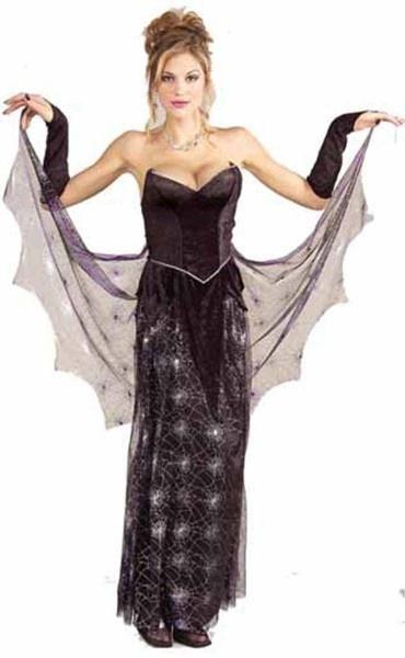 Halloween Kostüm Vampir Queen Spinne Hexe Fledermaus Halloweenkostüme Damen Halloweenkostüme Vampirkostüm