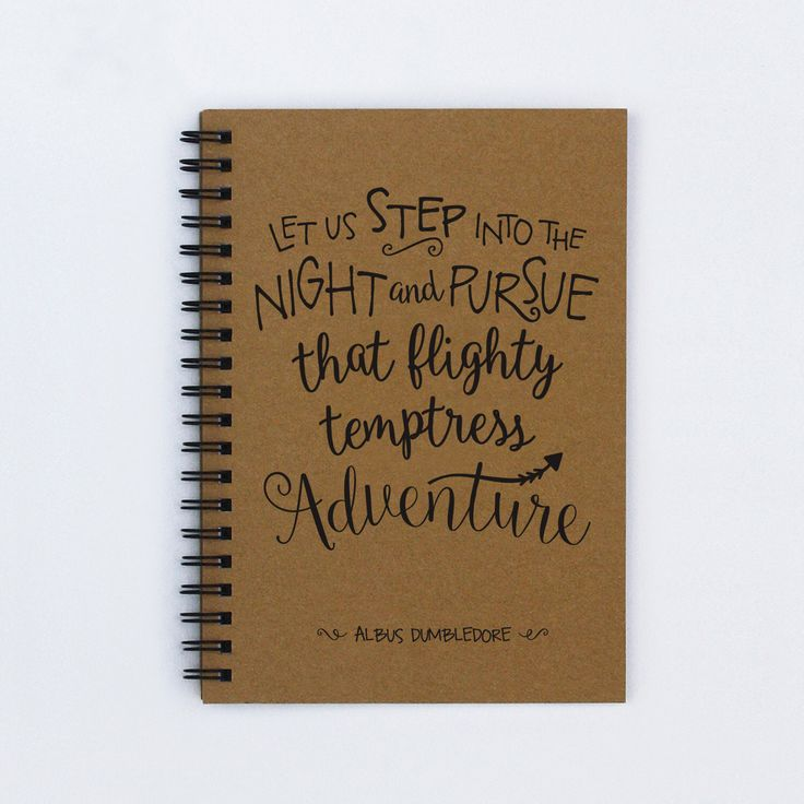Quotes From The Notebook Book: 7 Best Harry Potter Travel Journal Images On Pinterest