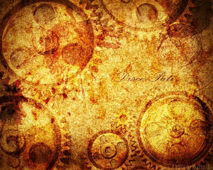 steampunk map wallpaper - photo #7