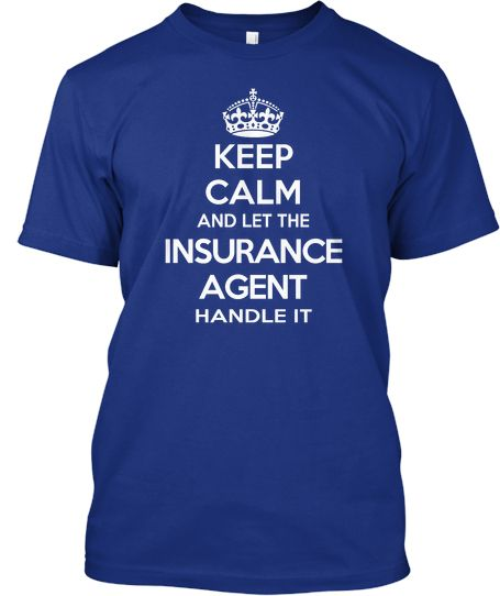Limited Edition - Insurance Agents Tee!