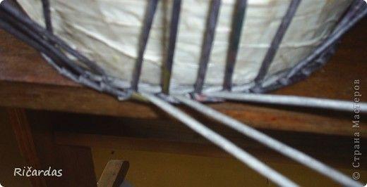 МК по плетению 3 трубочками и плавным переходом