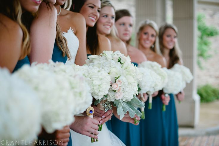 Grant L Harrison Photography. Flowers by House of Flowers Hot Springs