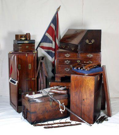 Campaign Furniture