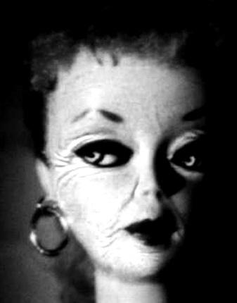 Nancy Burson  Aged Barbie, 1994