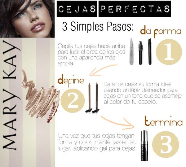 """Cejas perfectas"" by andyc-g on Polyvore"