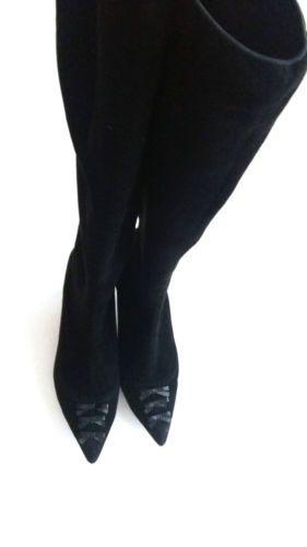 LOUIS VUITTON Stiefel, Stiefeletten, Boots Gr / Size 39.5 in Kleidung & Accessoires, Damenschuhe, Stiefel & Stiefeletten | eBay