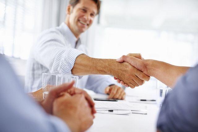 Business handshake | Flickr - Photo Sharing!