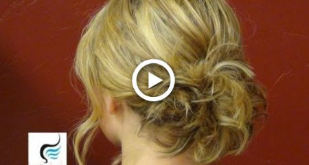 (Updos) for Shoulder Length Hairstyles