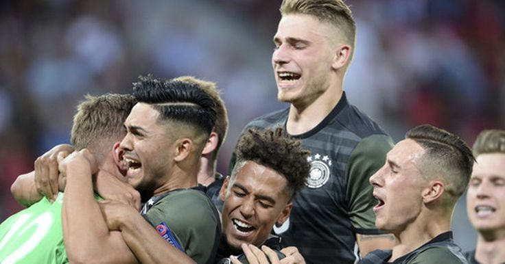 Germany beats England on penalties, into U21 Euros final #Sport #iNewsPhoto