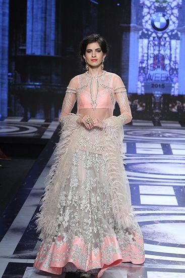 Falguni & Shane Peacock | BMW India Bridal Fashion Week 2015 #PM #Indiancouture