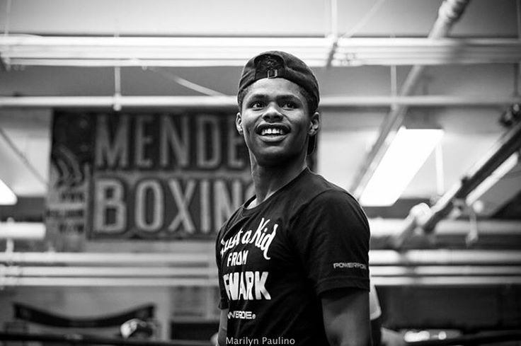 "Shakur Stevenson | ""I want to prove to everyone that I'm the best prospect to come out of the 2016 Olympics"" 📷: @mvpboxpics 
