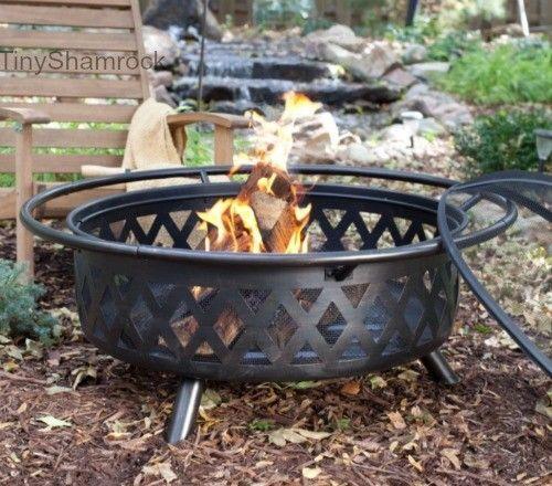 Best 25+ Large fire pit ideas on Pinterest | Fire pit in ...